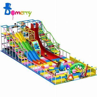 Combine Playground Indoor Slide Amusement Children Park