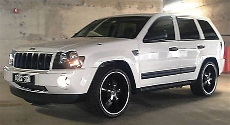 2006 jeep grand cherokee custom 2006 jeep grand cherokee partsopen