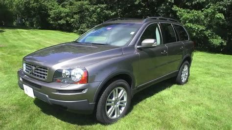 Stock # 3276a 2009 Volvo Xc90 3.2 Oyster Gray For Sale