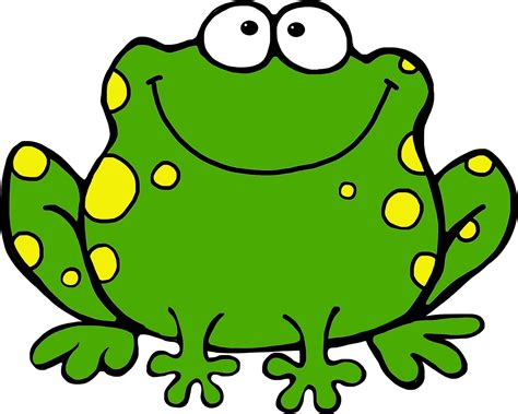 Frogs Clipart Clipart Toad Pencil And In Color Clipart Toad