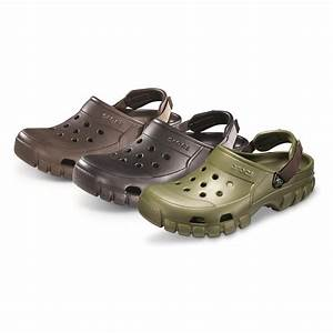 Espresso Size Chart Crocs Men 39 S Offroad Sport Clogs 654886 Casual Shoes At