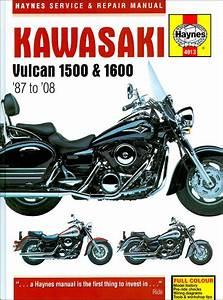 2008 Kawasaki Vulcan 900 Wiring Diagram