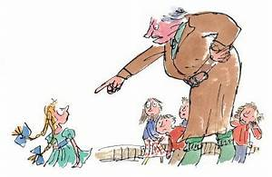 Roald Dahl And Quentin Blake: A Sensational Harmony Of ...
