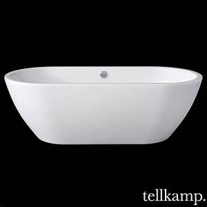 Freistehende Badewanne Oval : tellkamp cosmic freistehende oval badewanne 0100 087 a cr reuter onlineshop ~ Sanjose-hotels-ca.com Haus und Dekorationen
