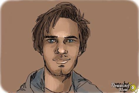 draw pewdiepie drawingnow