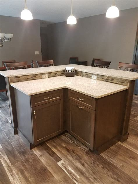 maple cabinets   driftwood stain  everest