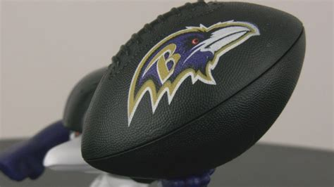 nfl rush zone baltimore ravens toy mcdonalds happy meal