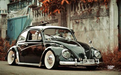 Vintage Volkswagen Wallpapers by Volkswagen Beetle Wallpapers 74 Images