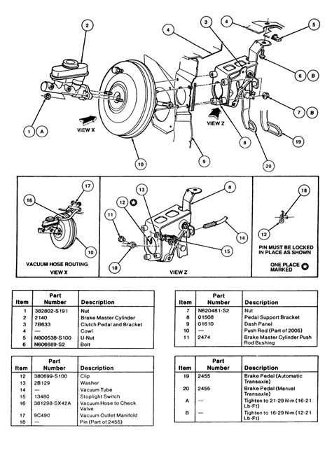2004 Ford Tauru Se Wiring Diagram by I A 1995 Ford Tauras Sho It Has Abs Brakes I Just