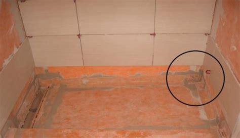 kerdi shower surface waterproof sheet membrane fabric for bathroom tile showers