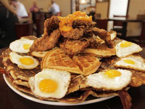 find   ginormous food  atlanta