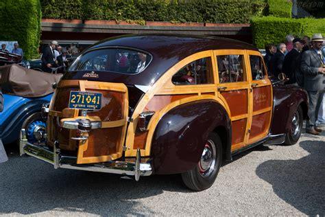 Chrysler Town & Country - 2012 Concorso d'Eleganza Villa d ...