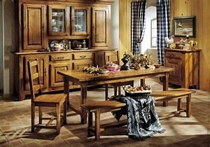 decoration de maison decouvrez le meilleur des idees With meuble de salle a manger avec salle a manger rustique
