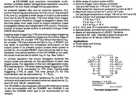 Cdbe Integrated Circuit Chip Cmos Dual Precision