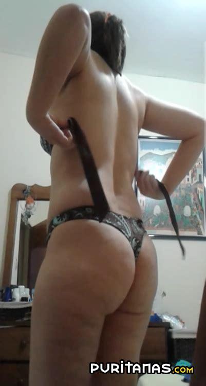 Madura Desnuda De 53 Años