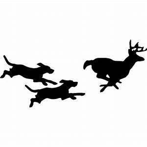 Hunting Dog Silhouette at GetDrawings.com | Free for ...