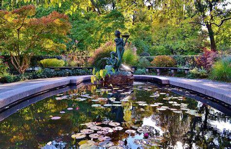 Secret Garden Central Park by Central Park S Conservatory Garden Untapped Cities