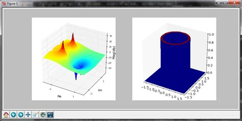 plotting  masked surface plot  python numpy  matplotlib stack overflow