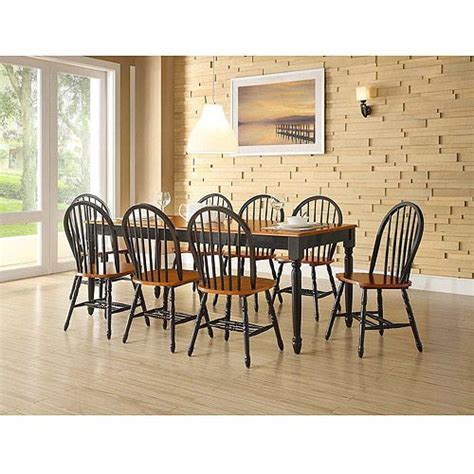 429 Better Homes And Gardens Autumn Lane 9 Piece Dining