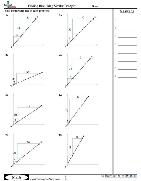 8 ee 6 worksheets