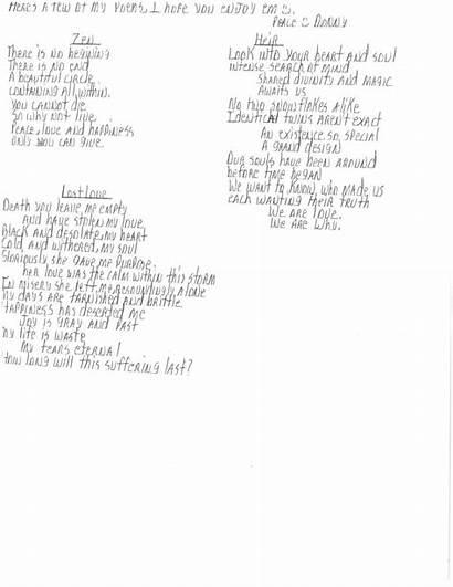 Lost Poems 7en Heir