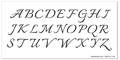 script font muddaritaville studio