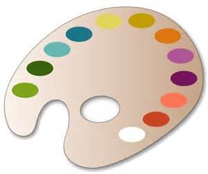 Painting Pallet Paint Palette