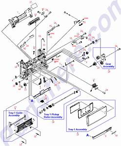Rh7-7158-000cn Hp Density Photoelectric Sen