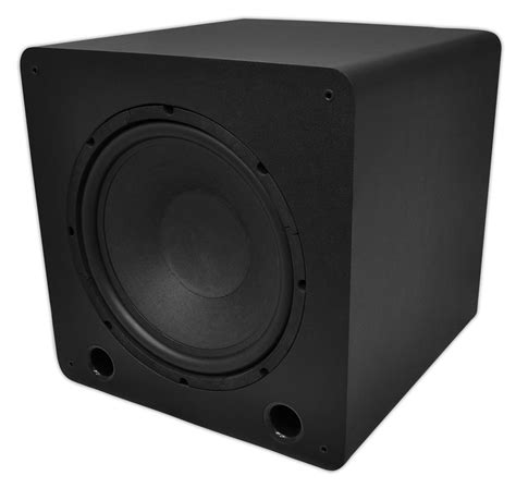 amazon com pyle home pdsb15a 15 inch 250 watt active powered subwoofer for home theater home