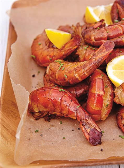 cuisiner crevette smoked shrimp ricardo