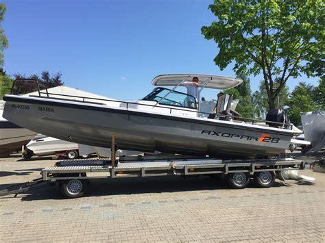 Boat T Top Weight by Axopar 28 T Top For Rent Berlin Berlin