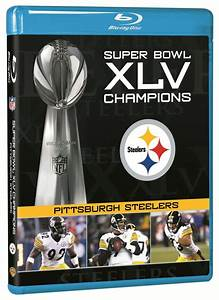 Warner Home Video's NFL Super Bowl XLV Champions DVD