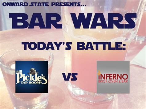 State College Bar Wars