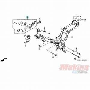 35010ktmd20 Key Set Honda Anf