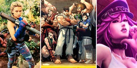 Street Fighter  Screen Rant