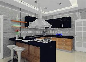 wood grain kitchen cabinet sl 03 deepsung home With best brand of paint for kitchen cabinets with format papier photo