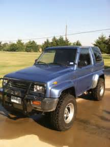 1992 Daihatsu Rocky For Sale: Photos, Technical