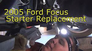 Hd Exclusive 2005 Ford Focus Starter Relay Location