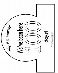 45 best 100th day of school resources teach junkie With 100th day of school crown template