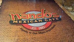 The Best Mexican food in Gilbert! Review of Nandos