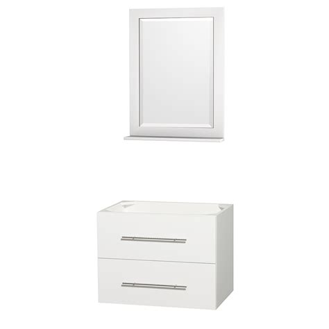 30 inch bathroom vanity with sink wyndham collection wcvw00930swhcxsxxm24 centra 30 inch