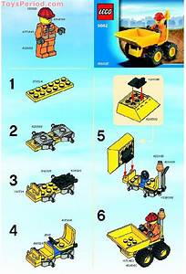 Lego 5642 Tipper Truck Set Parts Inventory And
