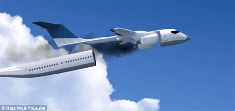 The plane that can detach its entire CABIN in the event of ...