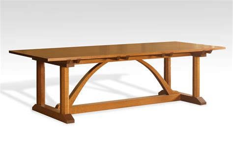 arts and crafts table ls arts and crafts table gimson lacewood furniture