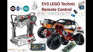 Lego Technic Erwachsene : ev3 lego technic 9398 remote control youtube ~ Jslefanu.com Haus und Dekorationen