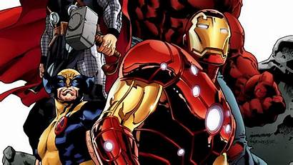 Iron Comic Cartoon Marvel Comics Wallpapers Avengers