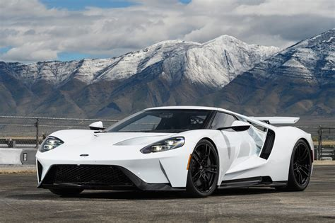 Under The Skin of the Ford GT: 8 Cool Facts About the 647 ...