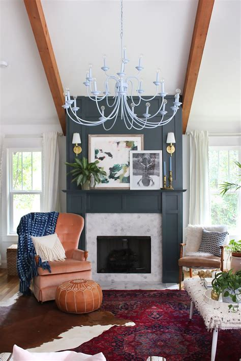 25+ Best Ideas About Fireplace Accent Walls On Pinterest