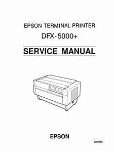 Epson Dfx