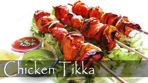 indian chicken tikka youtube